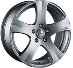 Литой диск OZ 5-Star 7.0x16 5/100 ET35 d-68 Metal Silver (W0169830007) 68.0