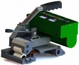 Аппарат для сварки геомембран внахлёст LST-GM1 (0,8-2 мм)
