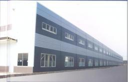 Строительство промышленных предприятий