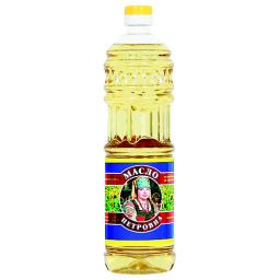 Масло подсолнечное Высший сорт ГОСТ 1129-2013