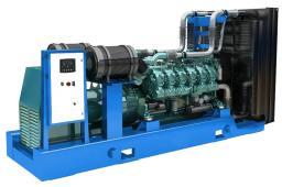 Дизельный генератор ТСС АД-800С-Т400-1РМ5 (800 кВт)