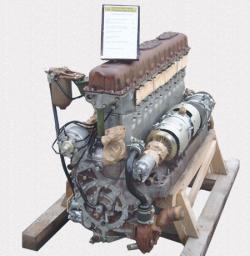 Продается дизельный двигатель в6м1 (шилка)