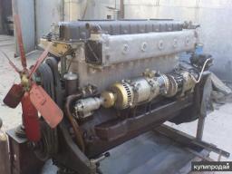 Продается дизельный двигатель у1д6