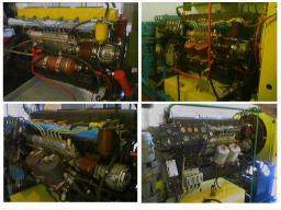 Продается дизельный двигатель у1д6 250тк