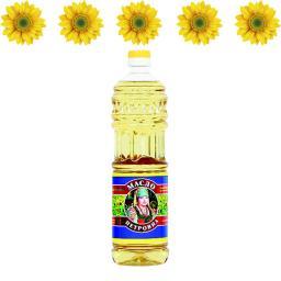 Рафинированное дезодарированное подсолнечное масло оптом