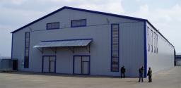 Строительство складского здания