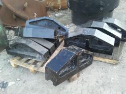 Ползун для дробилки СМД-108
