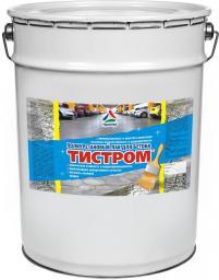 Тистром — полиуретановый износостойкий лак для бетона, кирпича, камня и плитки, 20кг