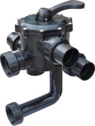 6 позиционный вентиль MPVS50 PoolKing