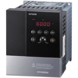 Частотный преобразователь HYUNDAI (Хендай) N700E производство Корея, мощности до 350 кВт