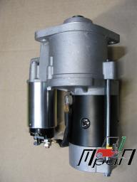 Стартер для вилочного погрузчика Mitsubishi (Митсубиши), двигатель S4S, S4Q2
