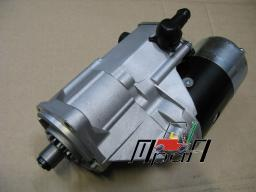 Стартер для вилочного погрузчика Тойота (Toyota) двигатель 1DZ-2