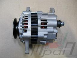 Генератор для вилочного погрузчика Ниссан (Nissan) двигатель К15,21.