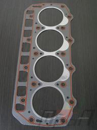 Прокладка ГБЦ для вилочного погрузчика Коматсу (Komatsu) двигатель 4D92