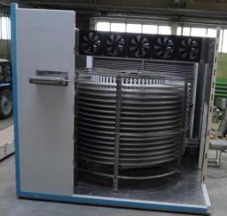 Аппараты скороморозильные спиральные АСМ (от 300 до 2000 кг/час)