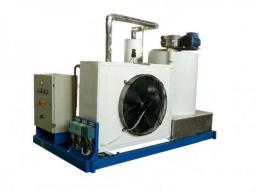 Льдогенераторы чешуйчатого льда серии ЛГА от 10 до 300 кг/час