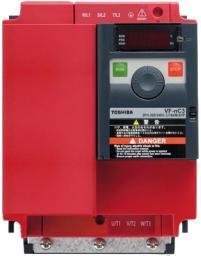 Частотный преобразователь Toshiba (Тошиба) VF-nC3S производство Япония, мощности до 2.2 кВт