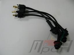 Провода зажигания к-т для вилочного погрузчика Тойота (Toyota) двигатель 4Y