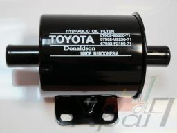 Фильтр гидравлики для вилочного погрузчика Тойота (Toyota)