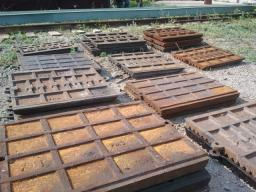 Плиты дробящие для СМД-110