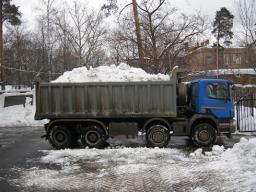 Аренда самосвалов SCANIA - 30 тонн.