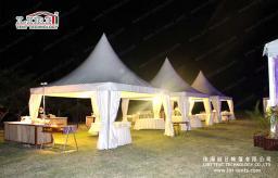 Пагода шатер 5x5m для летнее кафе из Фабрики LIRI TENT