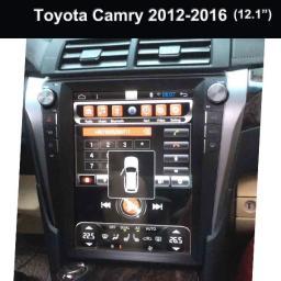 China производитель Android Автомагнитола с GPS Глонасс Штатная магнитола Toyota Camry 2012-2016