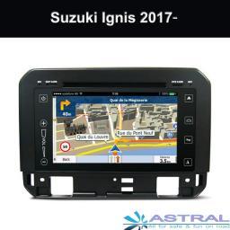 China снабженец Suzuki Автомагнитолы с DVD-проигрывателем телевизор и радио Android Ignis 2017