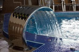 Водопад для бассейна Жемчужина-500