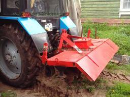 Фреза почвообрабатывающая (2000 мм) для МТЗ-80, МТЗ-82, Т-40