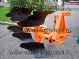 Трехкорпусный оборотный плуг ПО-3-35 для МТЗ-82.1