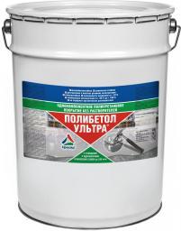 Полибетол-Ультра - полиуретановая эмаль для бетонных полов без запаха (глянцевая), 24кг