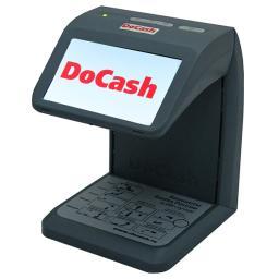 Просмотровый ИК детектор валюты DoCash mini IR