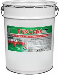 Тексил — износостойкая краска для бетонных полов, 30кг