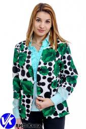 10185 Пиджаки,жакеты женские в ассортименте