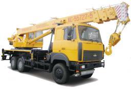 Услуги Автокрана Клинцы 25 тонн в гродно