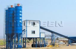HZS60 производство бетонных заводов товарное