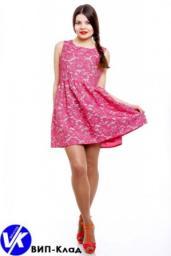 Модные платья в ассортименте