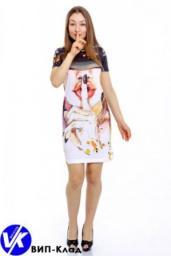 10087 Платье женское