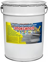 Эпоксипол - двухкомпонентная эпоксидная эмаль для бетонных полов без запаха