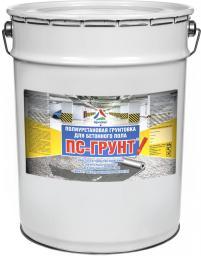 ПС-Грунт — однокомпонентная полиуретановая грунтовка для бетонных полов, 20 кг