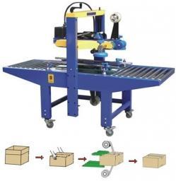 Полуавтоматический заклейщик гофрокоробов FXJ-5050A
