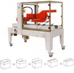 Автоматический заклейщик гофрокоробов FXJ-5050ZX