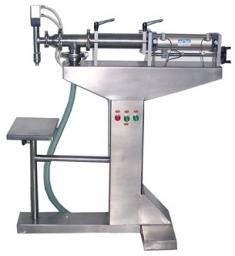 Напольный поршневой дозатор для жидких продуктов LPF-2000