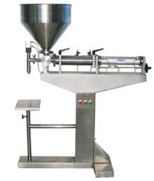 Напольный поршневой дозатор для жидких и пастообразных продуктов PPF-100