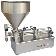 Настольный поршневой дозатор для жидких и пастообразных продуктов PPF-1000T