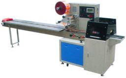 Автоматическая горизонтально упаковочная машина DXDZ-350W
