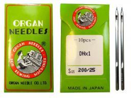 Комплект игл DNx1 200/25 для NP-7A (Япония)