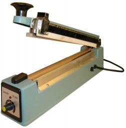Ручной запайщик пакетов FS-300С (алюминиевый, с боковым ножом)