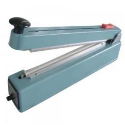 Ручной запайщик пакетов FS-300M (алюминиевый, с центральным ножом)